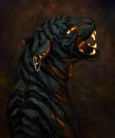 Cinder by JadeMerien