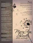 Resume - Flower by rkaponm