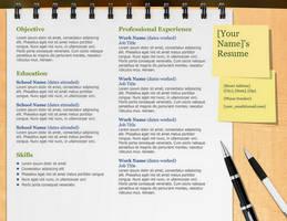 Creative Resume by rkaponm
