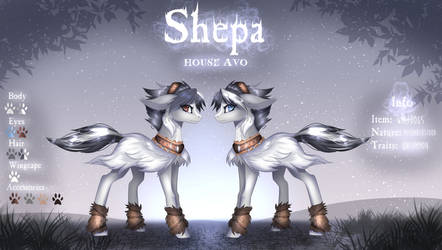 Shepa - Official Witchfae Reference by Petrinox