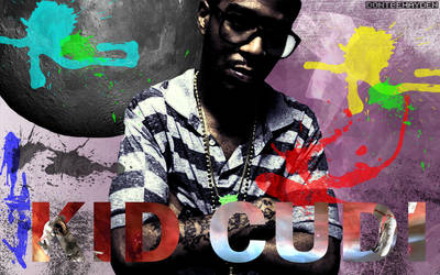 Kid Cudi Wallpaper by dontbehaydenn