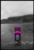 La sedia purpurea by ce2ere