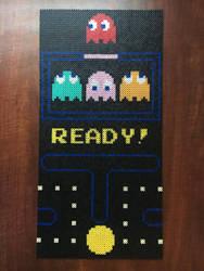 Good ol' Pac-Man! by DOAruss
