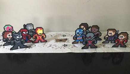Civil War! by DOAruss