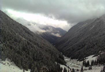 Dirty Snow by vinterrr