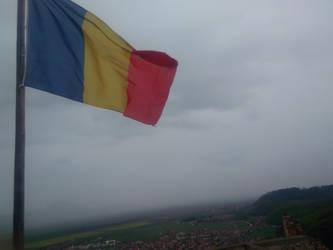 Romanian Flag by vinterrr