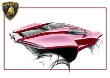 Lamborghini Huracan 3 by Karmann
