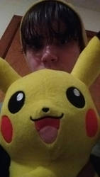 An Emo Kid and his Pikachu by TheOnePikaKid