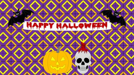 Happy Halloween by LCKessel