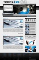 Technology blog v1 by Staticx99