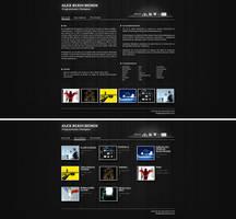 Portfolio v2 by Staticx99