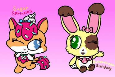 Sweet Delights Pets (Jewelpet Style) by Harmony--Bunny