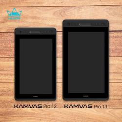 KAMVAS Pro 12 vs KAMVAS Pro 13 by huion