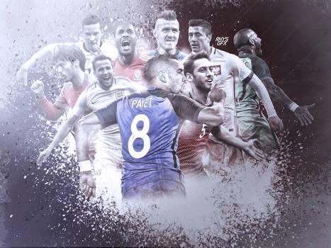Euro 2016 by RhysGFX