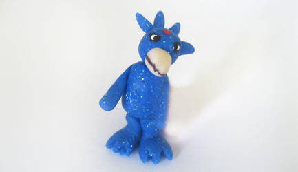 Clay Golduck by thedaughterofalec