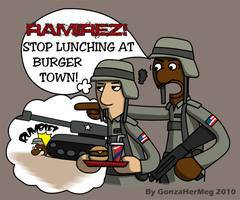 Ramirez can't do anything by GonzaHerMeg