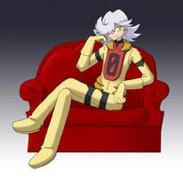 Zero's Relaxing by Quilofire