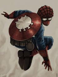 Spider-Cap by J-Garou