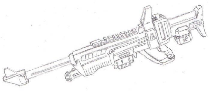 Pdw Gun