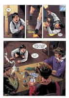 Snake #0 Page 2 by NimeshMorarji