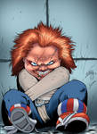 Crazy Chucky by NimeshMorarji