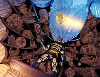 Batman - Memoirs by NimeshMorarji