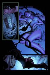 Dracula Page 01 by NimeshMorarji