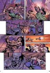 Conan page by NimeshMorarji