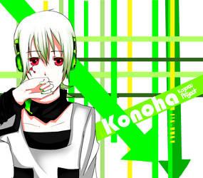 Konoha Kagerou Project by XXRisakishoXX
