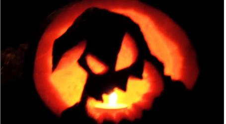 Oogy boogie pumpkin by YoBadMama