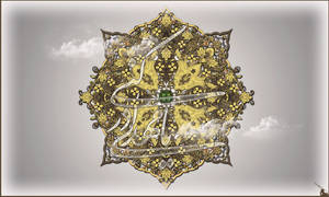 imam mahdi a.j by bisimchi-graphic