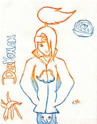 DeiKonan by kamcd711