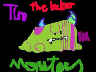 Tim the locker monster by kamcd711