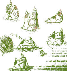 Tim tlm Doodles by kamcd711