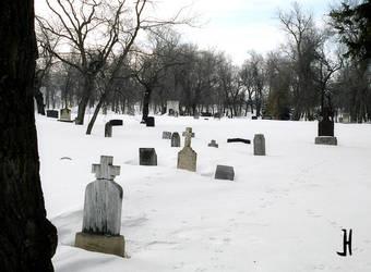 Graves by herv
