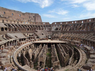 Colosseum Rome by amarie28