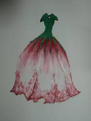 Tulip Dress WM by KupcakeArt