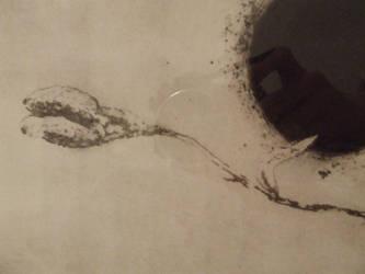 etching by kionassa