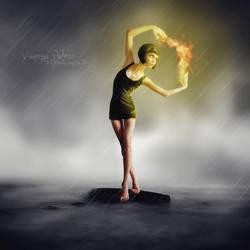 Set Fire to the Rain by NessaPalmer