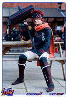 Lavi: Cosplay Fever by DracoAries