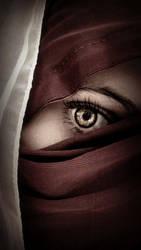 Hijab by JalehMinau