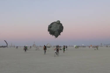 Burningman 2011 Meteor by i3lackcatMau