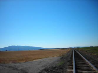 Train Tracks. by leepawlowicz