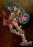Eredan ARENA : Volturia 02 by MoonYeah