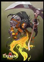 Eredan ARENA : Jack alAzred 01 by MoonYeah