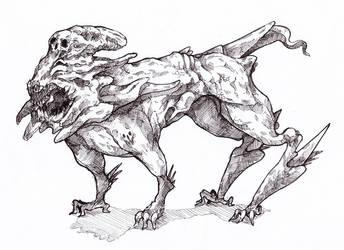 Gigerion by Shadowwwolf