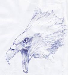 Eagle by Shadowwwolf