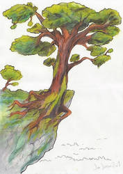 My Tree by Shadowwwolf
