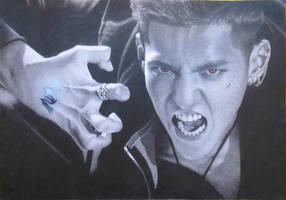 Kris - Wolf by ValyaG