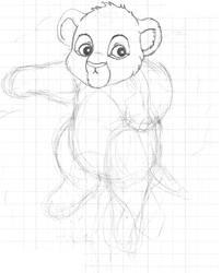 Simba by Maeashi